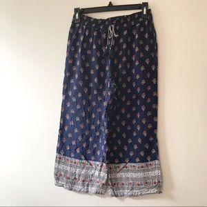 Anthropologie   Pajama Pants   S